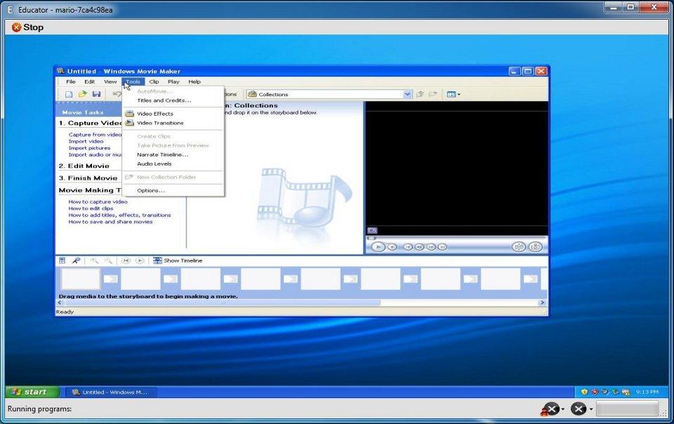 screenshots educator   software for classroom management